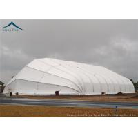 Quality Durable Long Life Span Airplane Hangar  Workshop Tent With Clear Span Structure for sale