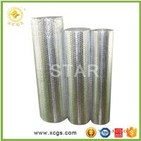 Quality Heat insulation building materials/Single bubble with VMPET/CPE foil both side for sale