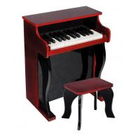 Quality 25 Key Solidwood Upright Mini Toy Wooden Piano Set for Children US25 for sale
