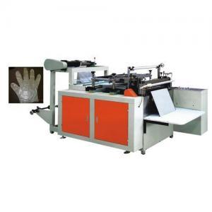 China Disposable glove making machine on sale