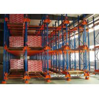 Quality Massive Storage Radio Shuttle Racking System for Warehouse for sale