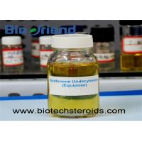 Quality CAS 846-48-0 Boldenone Steroid , Raw Steroid Powder 99% Boldenone Base Dehydrotestosterone for sale