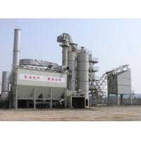 Quality 95% screening efficiency Asphalt drum mix plant 0.6 stere air storage tank support mixing tower for sale