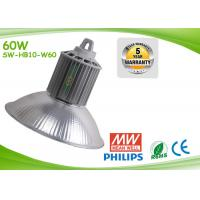 Quality Cheap long life 50000hours 60w LED warehouse lighting fixtures with  3030 SMD for sale