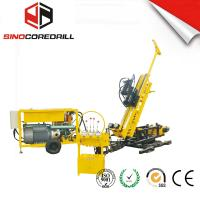 Quality 75kw Motor Power Hydraulic Underground Core Drilling Rig With NQ 500m for sale