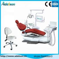 Quality Complete dental chair for left hand dentist with CE & ISO for sale