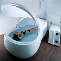 sensory deprivation tank in float tank therapy floatation tank salon equipment supplier