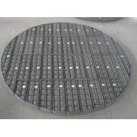 Quality Q235 , 304 , 304L , 321 , 316L , F46 , NS-80 Knitted Wire Mesh Demister for sale