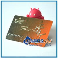 China Plastic Card on sale