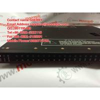Quality 3503EManufactured by TRICONEX  INPUT MODULE 32POINT DIGITAL 24VAC/DC +sapphire@mooreplc.com for sale