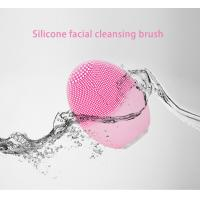 China 2017 Christamas gift Electric silicone cleansing brush Medical Grade Waterproof Skin Cleansing System silicone brush on sale