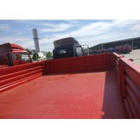 Quality 2 Axles Sinotruk Howo Cargo Truck , Professional 4x2 Light And Medium Duty Trucks for sale