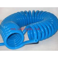 Quality 100% new material Polyurethane spiral hose with SGS standards for sale