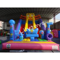 Buy cheap GuangzhouInflatable Slide Rental or Sell  , Pink SpongeBob giant Inflatable Slide for Sell . from wholesalers