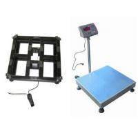 Quality Digital LED Mild Steel Bench Weighing Scale 300kg 600 Lb Industrial Platform Scales for sale