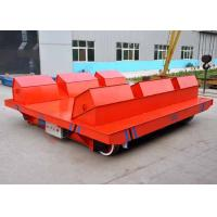 Quality Concrete factory apply cement plant bogie cart for cement or concrete pipes handling for sale