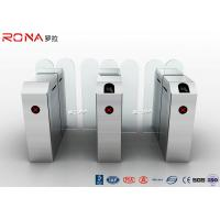 Quality Sliding Barrier Gate Turnstile Intelligent Electric Entrance Turnstile entry System for sale