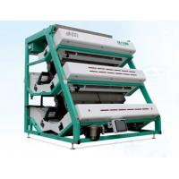 Quality High Accuracy Any Sort Color Sorter / Tea Sorting Machine 0.6-0.8 Mpa for sale