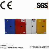 Buy Chemistry Chemical Storage Cabinets / Flammable Storage Cabinets at wholesale prices