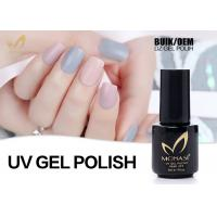 Quality 1kg Bulk Packing Matte One Step Gel Nail Polish At Home No Smudging for sale