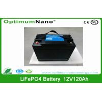 Quality Hot Sale LiFePO4 Battery Pack 12V 120Ah to Replace Traditional SLA Battery for sale