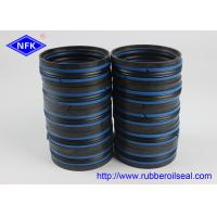 Quality DAS Hydraulic Piston Seals Combined Double Acting NBR POM TPE Material for sale