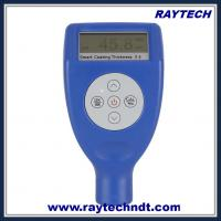 Buy cheap 0-1500µm Coating Thickness Gauge, USB Bluetooth Paint Thickness Meter, NDT Tester RTG-8102 from wholesalers