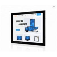 """Quality Zero Bezel 21.5"""" Open Frame LCD Monitor Pro Capacitive Touch With AG Glass IP65 for sale"""