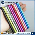 "Ultra thin Metal Bumper Case Aluminum Frame For iphone 6 plus 5.5"", 10 colors"