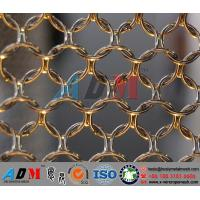 Quality Decorative Ring Mesh, Architectural Ring Mesh, Anping Ring Mesh Supplier for sale