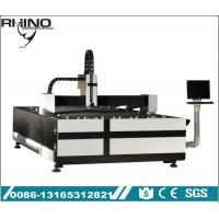 Quality Shock Resistant Industrial Laser Cutter For Kitchen Ware / Elevator Panel Cutting for sale