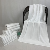 Quality 80% Cotton Hotel Bathroom Towels for sale