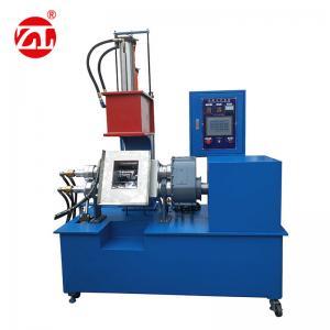 Quality Rubber Laboratory Internal Banbury Mixer Machine , Plastic Kneader Equipment for sale