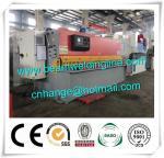 Quality QC12Y Hydraulic Shearing Machine , Swing Shearing Machine 10x3200 for sale