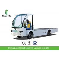 Quality 6 Meters Electric Pickup Truck With Long Loading Platform , 2 Ton Loading Capacity for sale