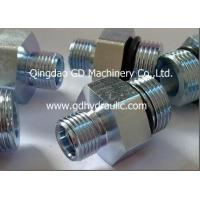 Quality Hydraulic fittings,hydraulic adapter,hydraulic adaptor for sale