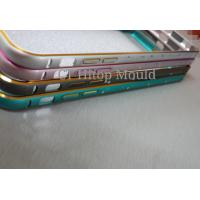 Buy Iphone 6 Plus 0.7mm Alu Frame Phone Cover CNC Prototype Machining Anodization at wholesale prices
