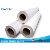 Buy cheap Waterproof 190mic Matte Inkjet Printing Poly Synthetic Paper for Banner from wholesalers