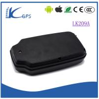 China sim card vehicle gps tracker with battery standby 90days ----Black LK209A on sale