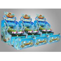 Quality Canival Coin Operated 2 Player Arcade Shooting Machine For Children Park for sale