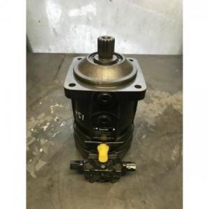 China Rexroth Axial Piston Hydraulic Motor R902092108 A6VM80DA1/63W-VZB520b-ES product quality inspection on sale