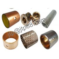Buy Machinery Parts EX DH SK Excavator Bucket Pins And Bushing Heat Treatment at wholesale prices