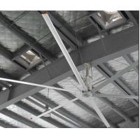 Buy Aluminum Extruion Profile Industrial Cooler Fan Blade Anodize Surface at wholesale prices