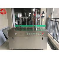 Quality Stainless Steel Full Automatic Aerosol Spray Filling Machine For Snow Spray for sale