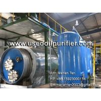 Buy DDR Diesel Oil Distillation Refining Machine which can distill Plastic oil, Oil Residuel at wholesale prices
