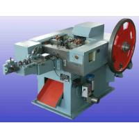 Quality Professional Nut Bolt Making Machine 3kw / 4kw screw threading for sale