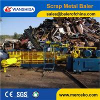 China Hydraulic metal press machine to bale waste steels and Scrap Car from china manufacturer on sale