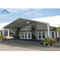 Quality Aluminium Glass Wall Tents for sale