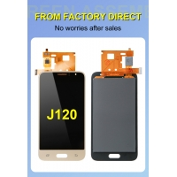 Quality Samsung J120 Smartphone Touch Screen High Brightness Mobile Phone LCD Screen for sale