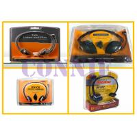 Headset High Frequency Blister Packing Machine 20Kva Input Power Auto Pedal